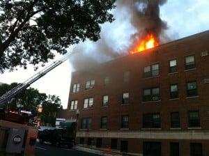 Capitol Hill fire started in restaurant, investigators rule