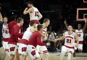 Photos: Wisconsin 85, Arizona 78