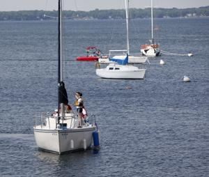 Warmer-than-average May in Madison has a cool ending