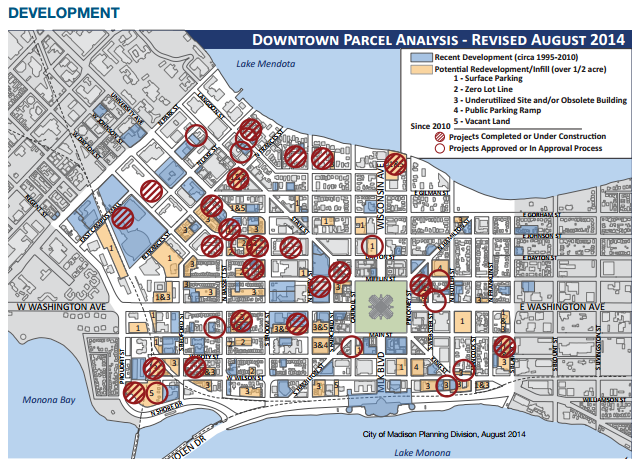 Downtown Madison housing boom shows few signs of slowing
