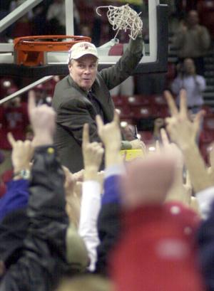 Bo Ryan Photo File: His B1G title-winning first season at UW