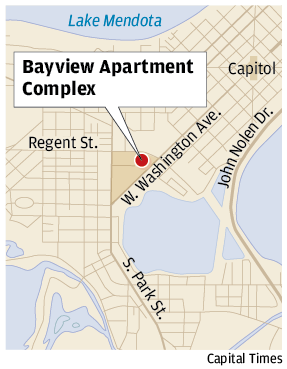 Map of bayview apartment complex for Apartment complex map maker
