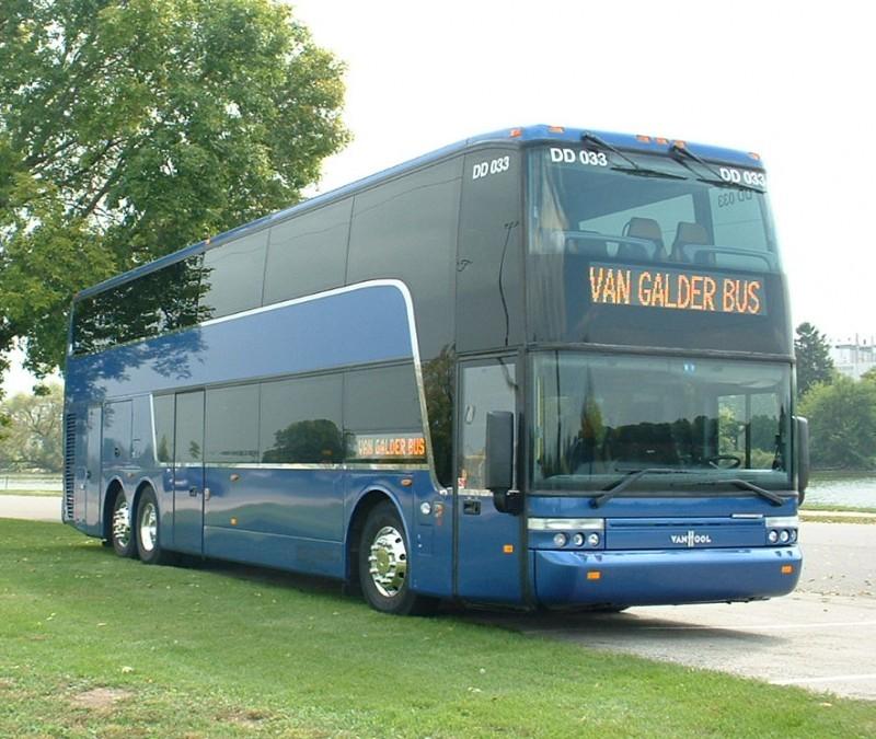 van galder to start double decker bus service in madison