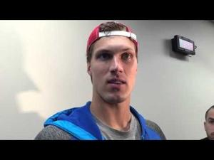 Video: Badgers QB Joel Stave evaluates UW's offense coming out of the 2015 Spring Game