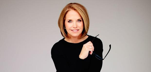Katie Couric announced as the 2015 Spring Commencement speaker