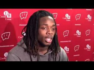 Video: Will this be Melvin Gordon's final Badgers home game at Camp Randall Stadium?