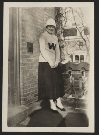 UW Archives: Lucy Rogers
