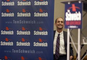 Missouri State Auditor Tom Schweich, dead at 54