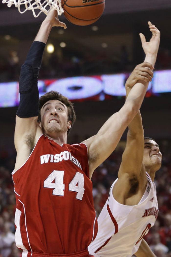 Badgers men's basketball: UW's Frank Kaminsky earns first ...