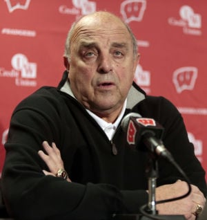 Badgers sports: Barry Alvarez acknowledges apparel contract could change