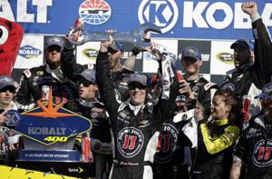 Video: Kevin Harvick on leading Sprint Cup with 2 races to go