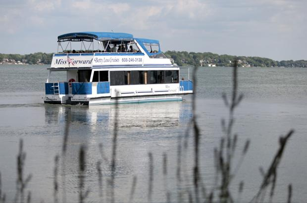 Cruising the lakes: Cruise boats offer a fresh perspective of city