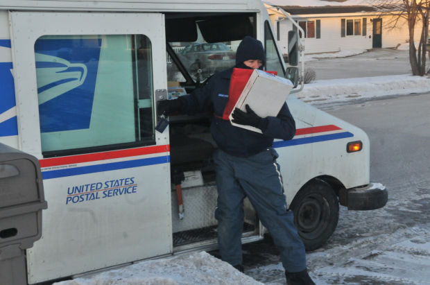 Just ask us why was a mail truck delivering on a sunday just ask