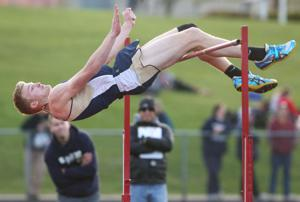 Photos: Badger North Conference track and field meet