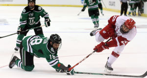 Men's Hockey: North Dakota vs. Wisconsin