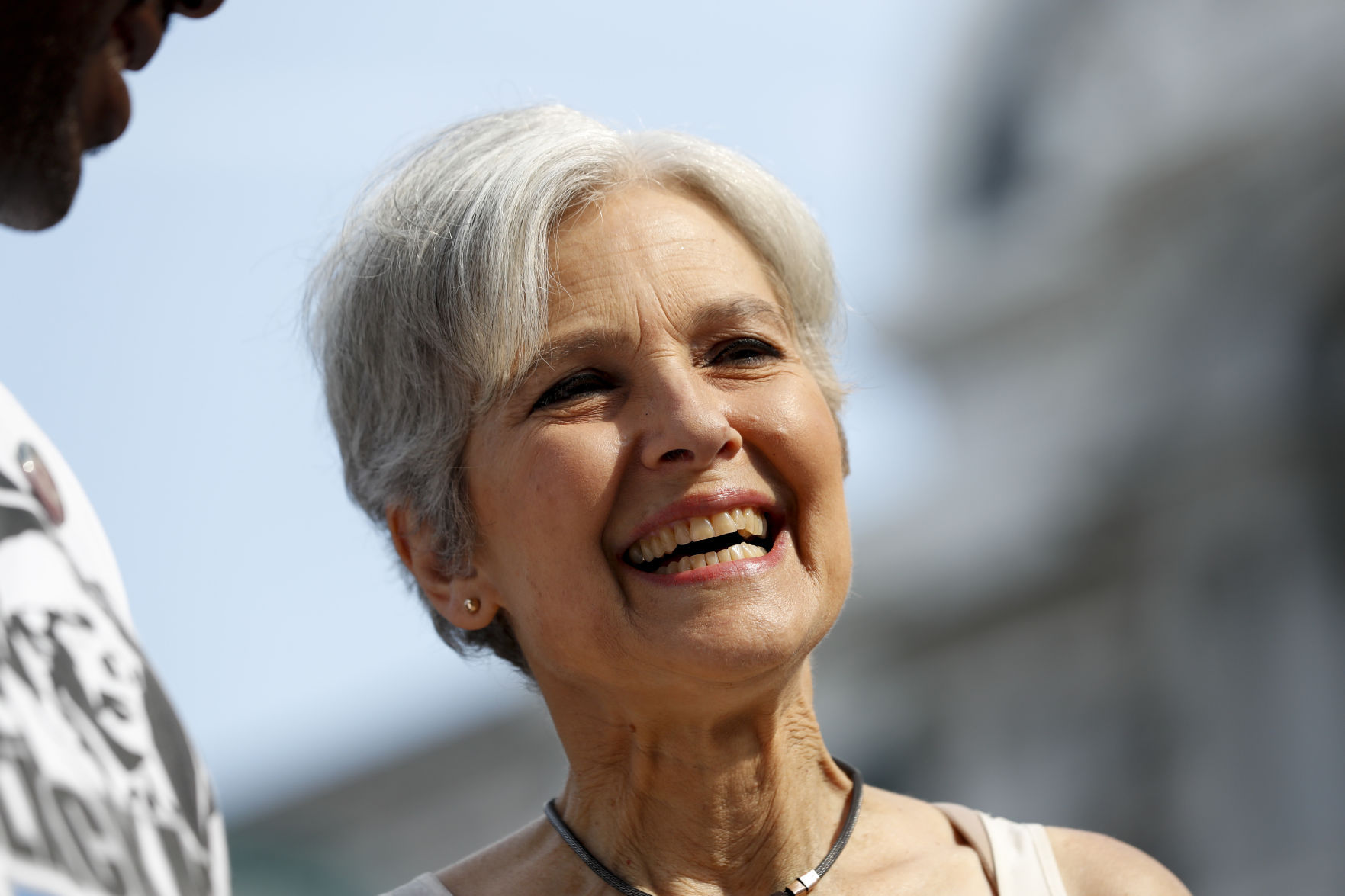 Jill Stein raises funds for statewide recount