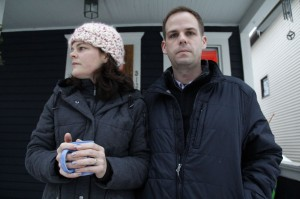 Homeowner Kevin O'Malley questions police shooting of Paul Heenan