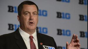 Video: Paul Chryst talks about Joel Stave, coming home to the Badgers