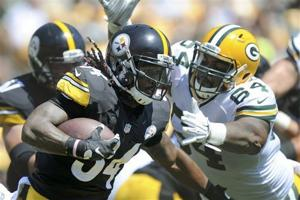 Photos: Packers fall to Steelers in Pittsburgh