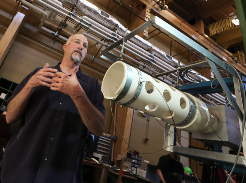On Wisconsin Wooden Bullet Helps Researchers Make