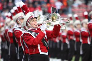 Wisconsin Badgers vs. Nebraska Cornhuskers