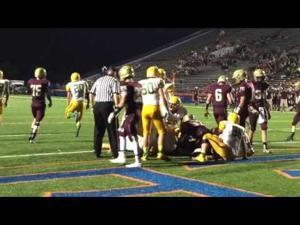 Video: Pec/Argyle vs. Potosi prep football highlight reel