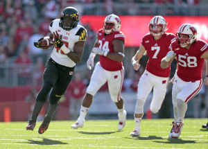 Photos: Wisconsin Badgers 52, Maryland Terrapins 7