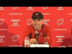 Playing ranked teams is helping Badgers men's hockey, coach Mike Eaves says