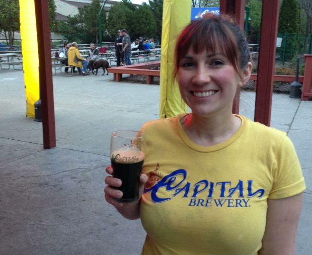 Beer Baron: Capital's latest is much more than a girl beer : Arts ...