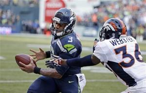 Video: Seahawks beat Broncos in Super Bowl rematch