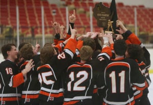 Photos: Verona vs Onalaska boys state hockey final