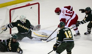 NCAA: Badgers Make This Comeback Count Over Northern Michigan