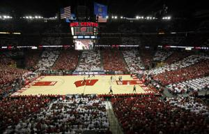 Badgers men's basketball sees gains while men's hockey, women's hoops fall off in ticket usage