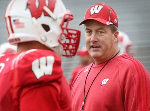 Video: Tom Oates says Badgers' Paul Chryst is building good rapport