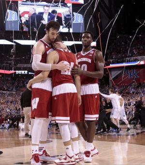 Photos: Recap of UW's NCAA basketball tournament run
