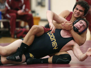 Photos: Bernie Kane Wrestling Invite