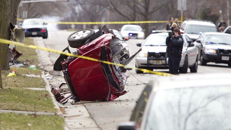 Midvale Car Accident