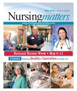 Nursingmatters May 2013 Issue