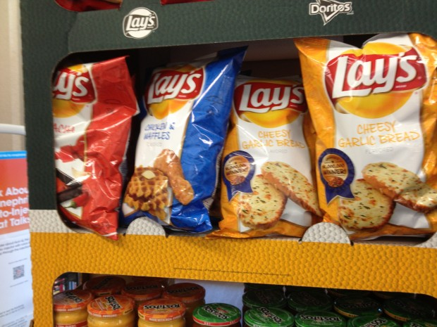 -27T13:00:00Z Yeah, I Ate That: Lay's Chicken and Waffle potato chips ...