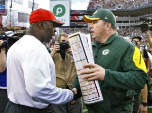 Photos: Packers turn back Tampa Bay to reach playoffs