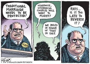 Editorial cartoon (5/5/2015)