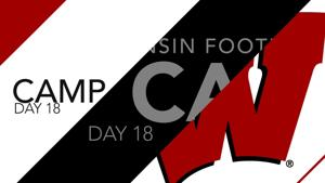 Wisconsin Football Fall Camp 2015: Day 18