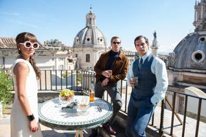 Movie review: Espionage isn't the strong suit of snazzy, silly 'Man from U.N.C.L.E.'