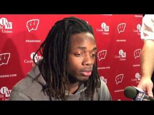 Video: Badgers TB Melvin Gordon focused on sending seniors out 'the right way '
