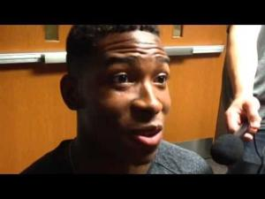 Video: Badgers DB Darius Hillary looks forward to high-powered Bowling Green