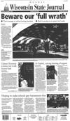 Pages from history Sep. 17, 2001