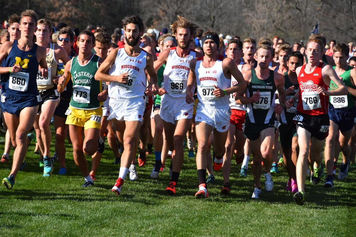 ncaa great lakes regional cross country meet