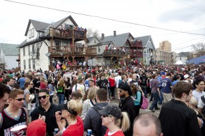 Police say Mifflin party 'simply can't continue'