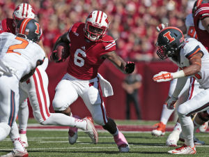 Video: Badgers' Corey Clement ready to take over