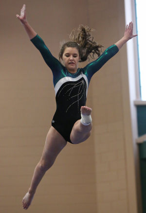 Photos: Spartan Invitational gymnastics meet
